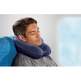 Eagle Creek Memory Foam Neck Pillow night blue